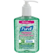 Purell® Advanced Hand Sanitizer with Aloe, 8 oz.
