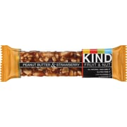 Kind Peanut Butter & Strawberry Bars, 1.4 oz Bars, 12 Bars/Box