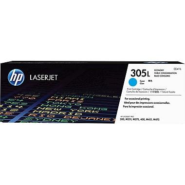 HP 305L Cyan Economy Toner Cartridge (CE411L)