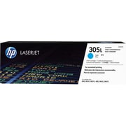 HP 305L Cyan Economy Toner Cartridge (CE411L)