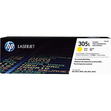 HP 305L Yellow Economy Toner Cartridge (CE412L)