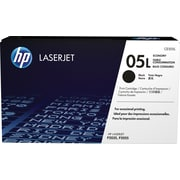 HP 05L Black Economy Toner Cartridge (CE505L)