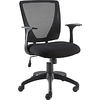 Staples Vexa Mesh Chair (Black or Blue)