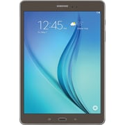 "Samsung Galaxy Tab A SM-T550NZAAXAR 9.7"" Tablet, 16GB, Android, Smokey Titanium"