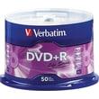 Verbatim, 50/Pack 4.7GB DVD+R Life Series
