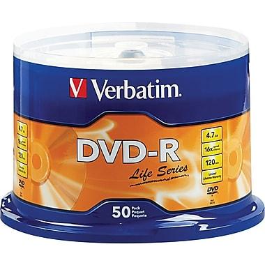 Verbatim DVD-R Life Series 50 Pack
