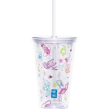 Me to We Mug with Straw