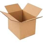 "Pratt Corrugated Box 7"" x 6"" x 6"" 25/Bundle (PRA0523)"
