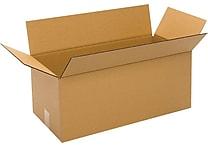 Pratt 18' x 16' x 16' RSC 32ECT C Corrugated Box