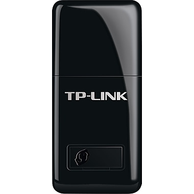 TP-LINK 300Mbps Mini Wireless N USB Adapter (TL-WN823N)