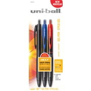 uni-ball 307 Gel Ink Pen, Assorted Pens, 3/pk (1919869)