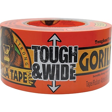 Gorilla Tape Tough & Wide, 30yd