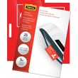 """Fellowes Laminating Pouches - 3 7/8""""(H) x 2 5/8""""(W) Size, 5 mil, 25 pack"""