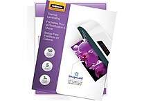 Fellowes Laminating Pouches, ImageLast - Letter Size, 3mil, 150 pack