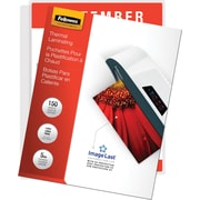 Fellowes 5-Mil Laminating Pouches, ImageLast Letter Size, 150/pack