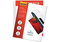 Fellowes Laminating Pouches, ImageLast - Letter Size, 5 Mil, 150 pack