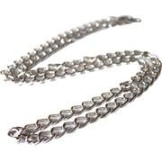 Shark Tank® Pursecase Crossbody Chain Accessories Silver