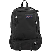JanSport Digital Carry Mainstream Envoy Backpack (Black)