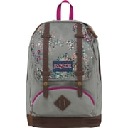 Jansport Cortlandt Backpack, Gray Floral