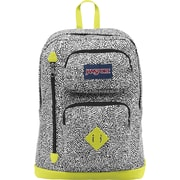 Jansport Austin Backpack, Black Ziggy