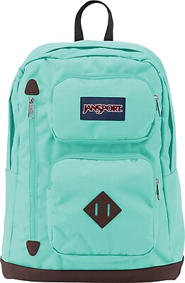 Jansport Austin Backpack, Aqua Dash (T71A9ZG)