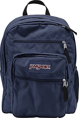 Jansport Big Student Backpack, Navy Blue