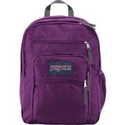 Jansport Big Student Backpack, Vivid Purple