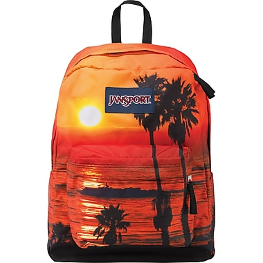 Jansport High Stakes Backpack, Laguna Beach (TRS70BV) | Staples®