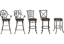 Safavieh Brown Barstools, Assorted Collections