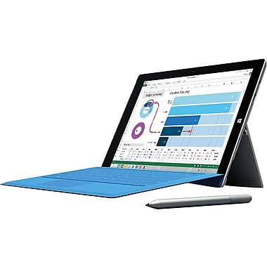 Microsoft Surface Pro 3 12-Inch Tablet, Intel Core i5, 128GB (MQ2-00001)