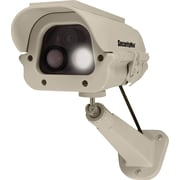 SecurityMan Solar Powered Spotlight Dummy Camera with PIR (Body Heat) Motion Sensor