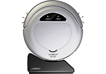 Techko KOBOT RV337 Robotic Vacuum Cleaner, Silver (RV337-SK)