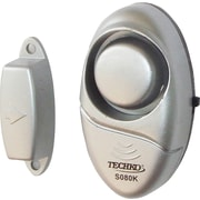 Techko® Maid Mighty Mini Magnetic Entry Alarm (S080K)