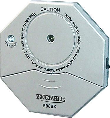 Techko Ultra Slim Vibration Entry Alarm (SO86X) 1635269