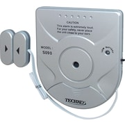 Techko® S090 Magnetic Solar Security Alarm