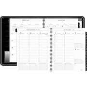 "2016 AT-A-GLANCE® Executive® Weekly/Monthly Appointment Book Planner, 8 1/4'' x 10 7/8"", Black, (70-NX81-05)"
