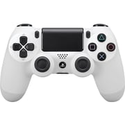 DualShock4 Gaming Pad for Playstation 4, White