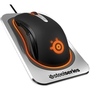 Steel Series Sensei Wireless Laser Mouse for PC Black