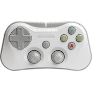 Wireless Gaming Controller for iPhone and iPad, White