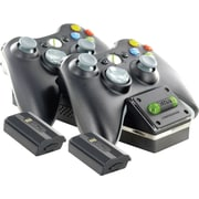 Charge Base S for XBox360, Black