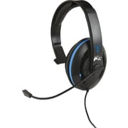 Ear Force P4C Headset for Playstation 4, Black
