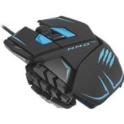 M.M.O. TE Gaming Mouse for PC & Mac, Black