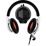 RIG Stereo Headset + Mixer for Xbox360, Playstation 3, Playstation 4, PC, and Smartphone, White