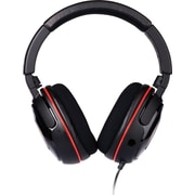 Ear Force Z60 7.1 Surround Sound Gaming Headset for PC, Black