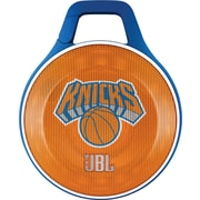 JBL Clip Portable Bluetooth Speaker with Mic, Knicks