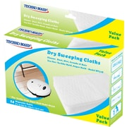 Techko Maid Dry RM021 Sweeping Cloths 9 x 5.125in