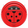 KOBOT RV317 Robotic Vacuum & Hard Floor Cleaner, Lady Bug