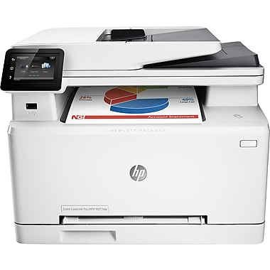 HP® Colour LaserJet Pro (M277DW) All-in-One Printer