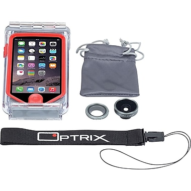 Optrix by Body Glove 2-Lens Kit for iPhone 5/5s