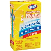 Clorox® Disinfecting Wipes On-the-Go Value Pack, 102 Count